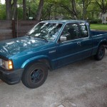 My 1993 Mazda B2600 - The conversion candidate