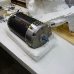 ADC Motor on Bench